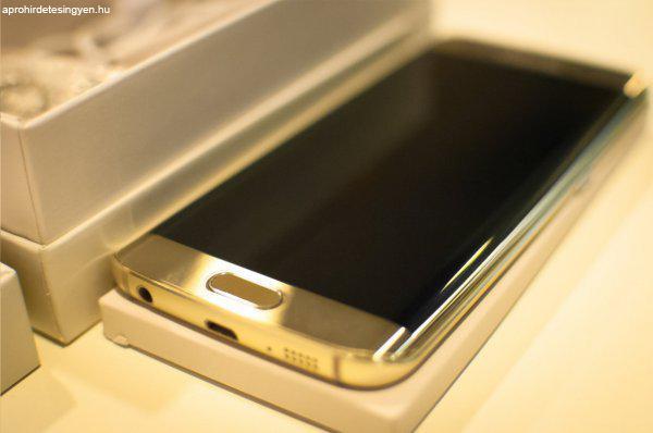 Samsung Galaxy S6 edge Gold eladó - Eladó Használt Samsung ... 206c260574
