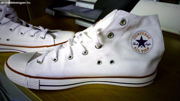 3aa1aba5a1 ÚJ*** Converse cipő (fehér, 42-es) - Eladó Új - Veresegyház ...
