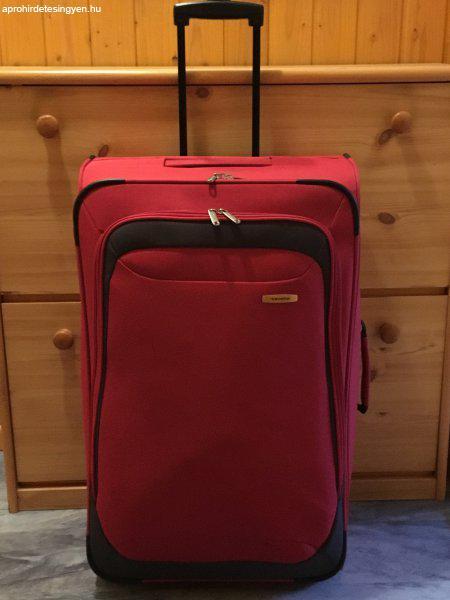 Travelite nagyméretű gurulós bőrönd - Eladó - Mezőkövesd ... 725fe378ef