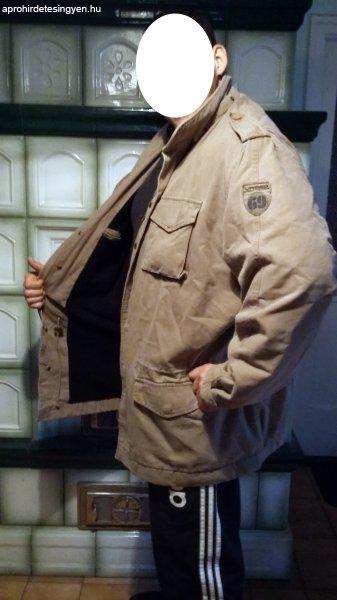0d4274d54b Nagyméretű férfi farmer kabát eladó! - Eladó Használt - Nádudvar ...