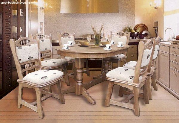 Bútorbolt Miskolc München tömör fa, új étkező garnitúra elad ...
