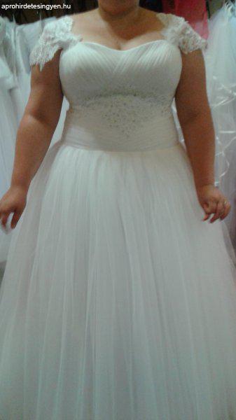 ... fűzős menyasszonyi ruha eladó ... 50bba129da