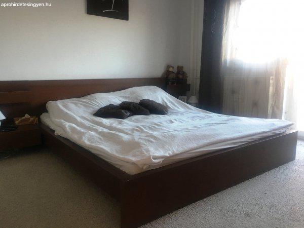 ikea malm 180x200 as komplett gy jjeliszekr nnyel elad haszn lt budapest xvi ker let. Black Bedroom Furniture Sets. Home Design Ideas