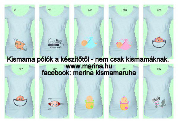 f6455882f4 Vicces kismama póló, kismama felső, kismamadivat - Eladó Új ...