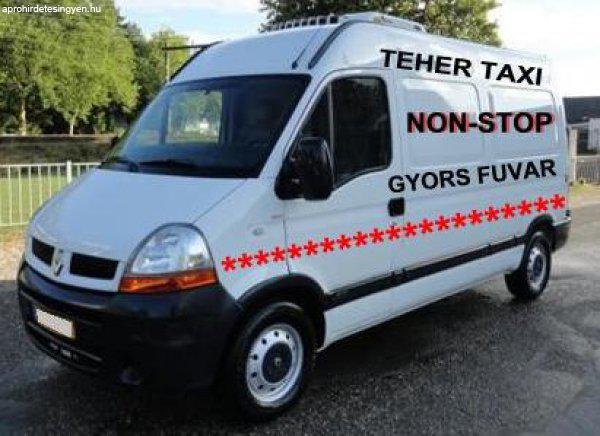 Azonnali Tehertaxi - Olcsó Szállítás Költöztetés