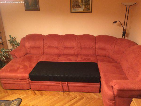 KIKA ággyá alakítható kanapé eladó - Eladó Használt - Solymár ...