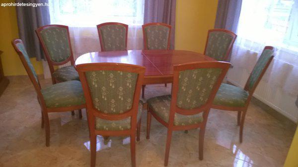 Étkező asztal és székek Olasz bútor - Eladó Használt - Dombóvár ...