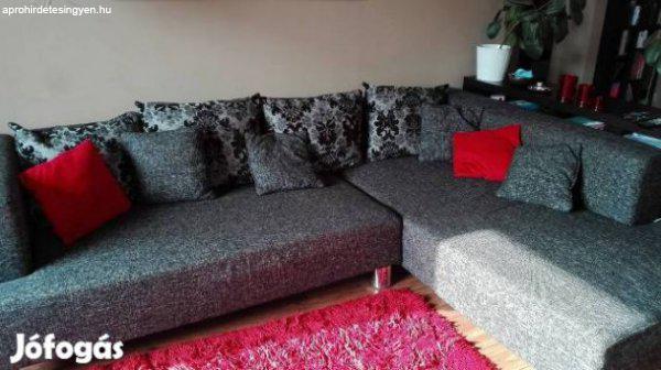 Használt L alakú kanapé eladó - Eladó Használt - Budapest XVII ...