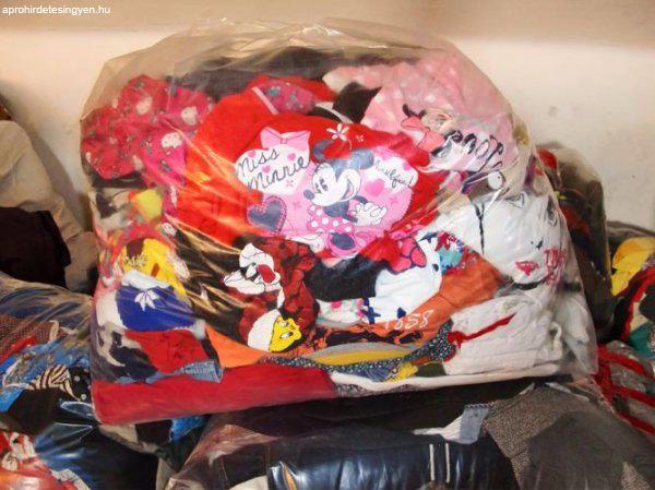 bc47e7541d Angol használt gyerekruha bála nagykereskedés - Eladó Használt ...