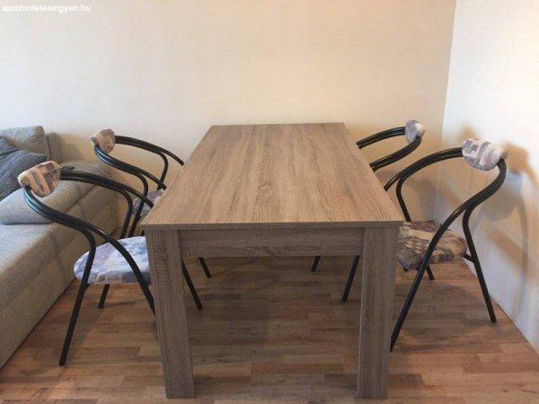 Étkezőasztal székekkel eladó - Eladó Használt - Székesfehérvár ...