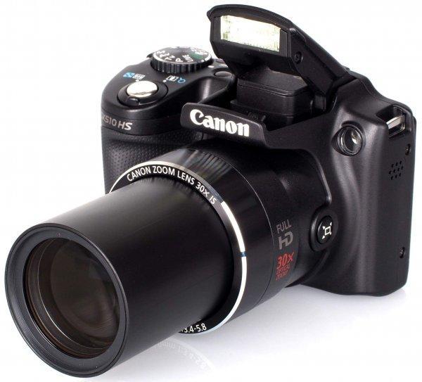 34bac22a041d Canon Powershot SX510 HS+ Táska+mem.kártya. új állapotban! - Eladó ...