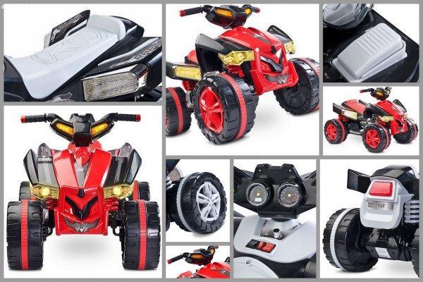 TOYZ+RAPTOR+ELEKTROMOS+QUAD+2+MOTOROS+HAJT%C1SSAL%2CLEDES+VIL%C1G%CD