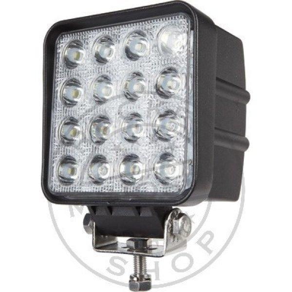 Munkal%E1mpa+16+LED-es+%28110x110mm%29+sz%FAr%F3+f%E9ny