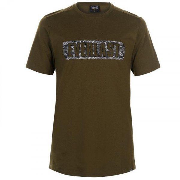 8605bf741a Everlast férfi póló - Everlast Camo T Shirt Mens Khaki - Eladó Új ...
