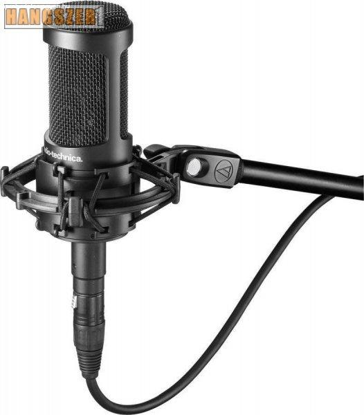 Audio-Technica+AT-2035+st%FAdi%F3+mikrofon