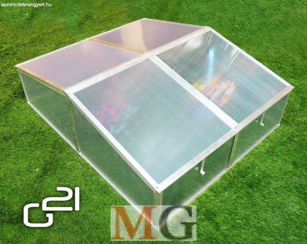 G21 GA12 - 100 x 120 x 40 cm kétrészes melegágy