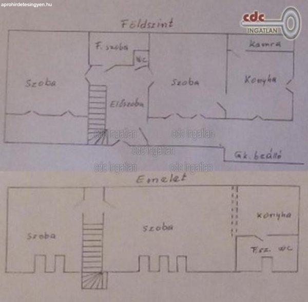 Elad%F3+158+nm-es+Csal%E1di+h%E1z+Budapest+XIX.+ker%FClet+Kispest++K