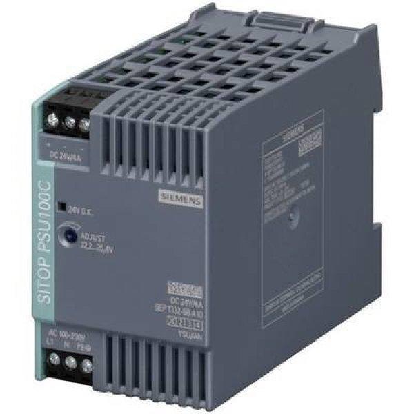 Kalaps%EDnes+t%E1pegys%E9g+Siemens+SITOP+PSU100C+24+V%2F4+A+24+V%2FDC+