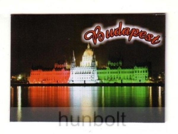 Budapest+h%FBt%F5m%E1gnes+Orsz%E1gh%E1z+nemzeti+sz%EDnben+9%2C5x+6%2C5cm
