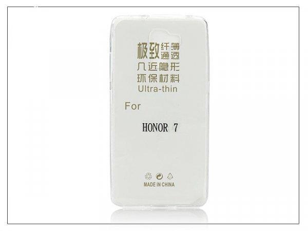 Huawei%2FHonor+7+szilikon+h%E1tlap+-+Ultra+Slim+0%2C3+mm+-+transpa