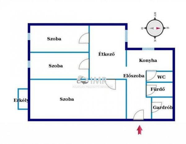 Elad%F3+58+nm-es+Fel%FAj%EDtott+Panellak%E1s+Budapest+XIII.+ker%FClet+