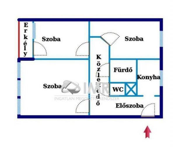 Elad%F3+68+nm-es+Panellak%E1s+Budapest+X.+ker%FClet+Teljesen+fel%FAj