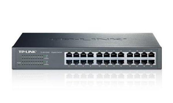 TP-Link+TL-SG1024D+Switch+Rack+24x10%2F100%2F1000Mbps
