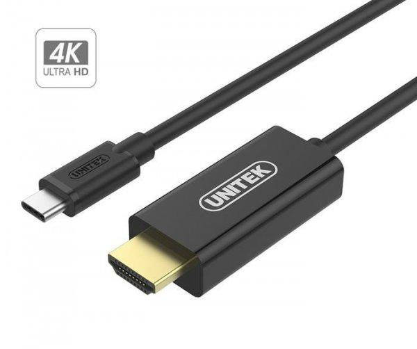Unitek+Adapter+USB+3.1+Type-C+-+HDMI%3B+Y-HD09006