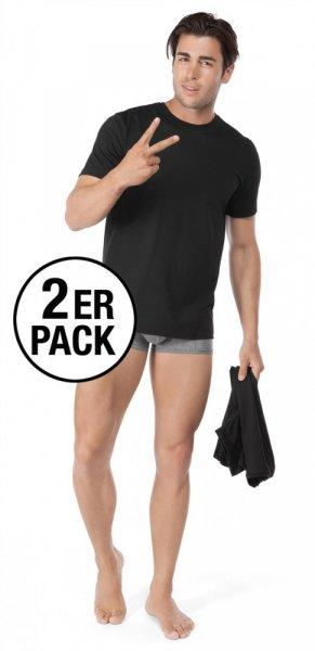 Skiny+F%E9rfi+P%F3l%F3+T-Shirt+2+Pack