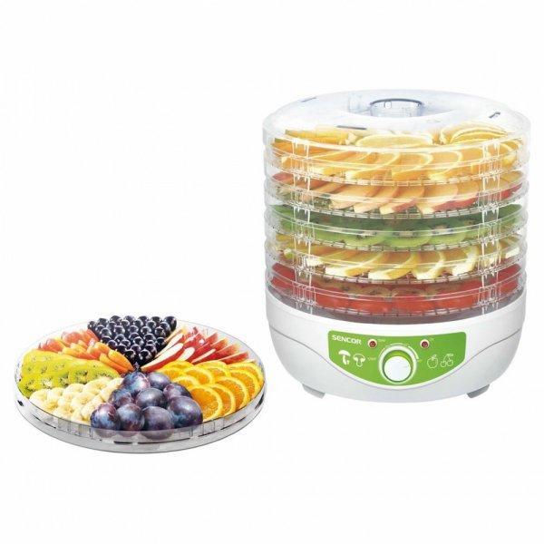 Food+dehydrator+SENCOR+-+SFD+790WH