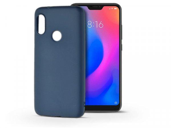 Xiaomi+Mi+A2+Lite+szilikon+h%E1tlap+-+Soft+-+k%E9k