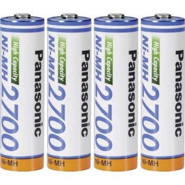 Ceruza+akku+AA%2C+NiMH%2C+1%2C2V+2700+mAh%2C+4+db%2C+Panasonic+LR06%2C+A