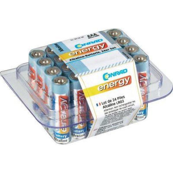 Mikroelem+AAA%2C+alk%E1li+mang%E1n%2C+1%2C5V%2C+24+db%2C+Conrad+Energy+LR0