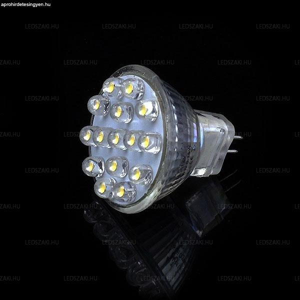 MINI+G4+%28MR11%29+foglalatos+spot+led+%E9g%F5+0%2C75W+hidegfeh%E9r+sz%EDn