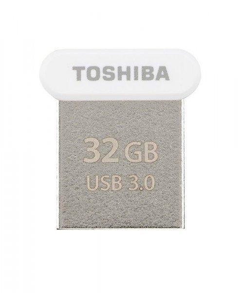 Toshiba+memory+USB+U364+32GB+USB+3.0+White