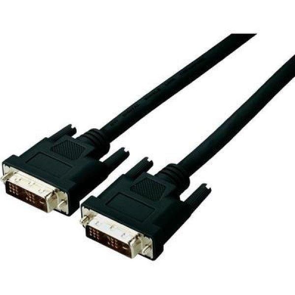 DVI+TV+monitork%E1bel+%281x+DVI+dug%F3+18%2B1+p%F3lus%FA+-+1x+DVI+dug%F3+1