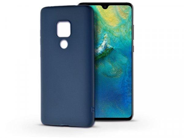 Huawei+Mate+20+szilikon+h%E1tlap+-+Soft+-+k%E9k