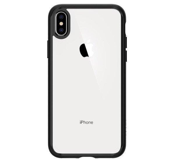 Spigen+SGP+Ultra+Hybrid+Apple+iPhone+Xs+Max+Matte+Black+h%E1tl