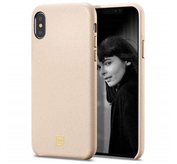 Spigen+SGP+La+Manon+Apple+iPhone+Xs+Max+Pale+Pink+h%E1tlap+tok