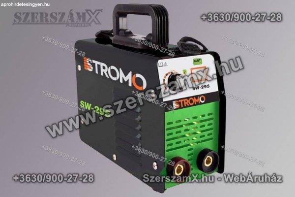 Stromo+SW295+Inverteres+Hegeszt%F5+295Amper