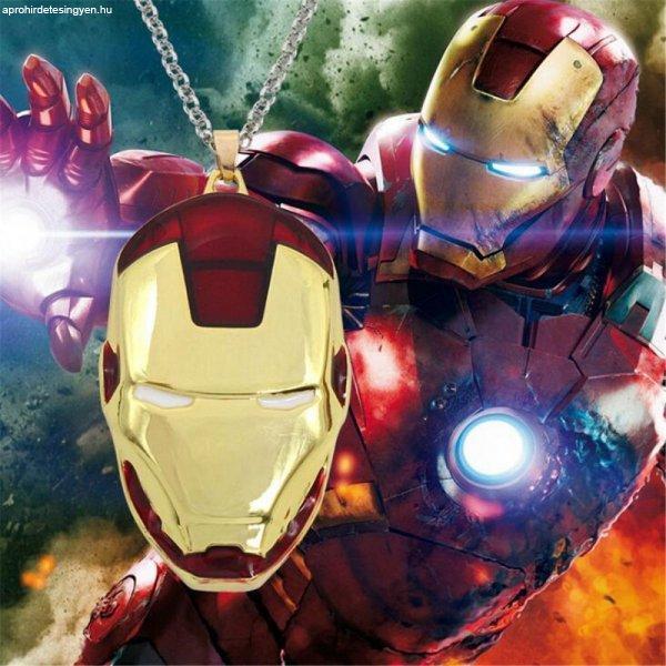 Vasember+Iron+Man+Nyakl%E1nc