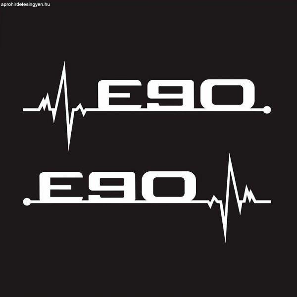BMW+E90+Matrica+Szett