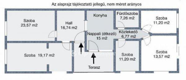 Elad%F3+143+nm-es+Csal%E1di+h%E1z+Dunakeszi+Szent+Istv%E1n+%FAt+