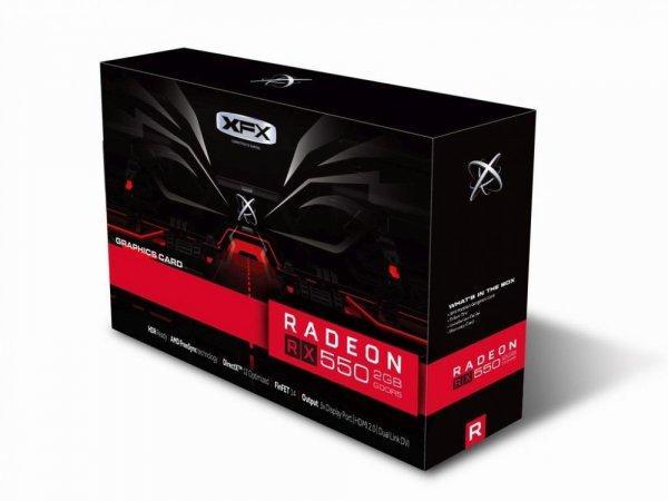 XFX+AMD+Radeon+RX+550+2GB+GDDR5+DP%2FHDMI