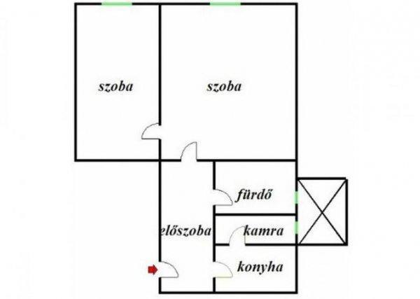 Metr%F3+k%F6zeli%2C+2+szoba+%2B+hallos%2C+2.+emeleti%2C+fel%FAj%EDtand%F3+lak%E1