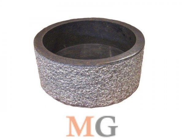 Mosd%F3kagyl%F3+term%E9szetes+k%F5b%F5l+-+MIRUM+509+%D845+cm+BLACK
