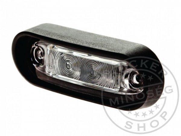 LED rendszám megvilágítás süllyeszthető 24V DASTERI