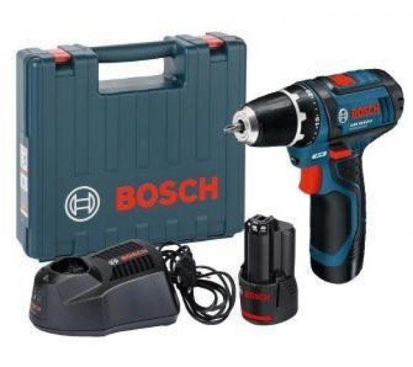 Bosch GSR 12V-15 solo in carton (0601868122) fúrócsavarozó a
