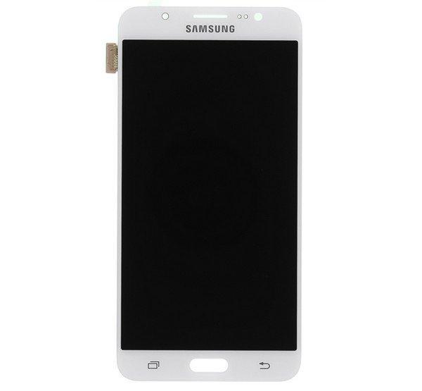 Samsung J710 Galaxy J7 2016 kompatibilis LCD modul, OEM jell