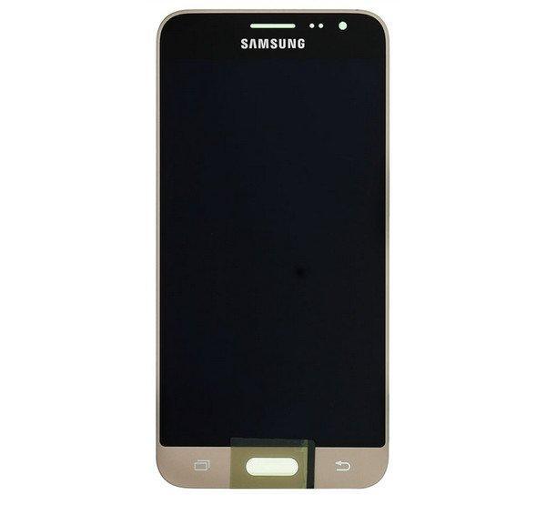 Samsung J320 Galaxy J3 2016 kompatibilis LCD modul, OEM jell